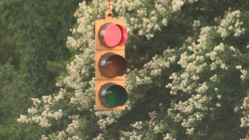 WBTV set out to find the longest stoplight in Charlotte but it turns out there are a lot of...