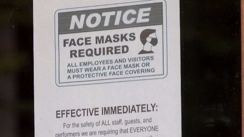 The Evening Muse in NoDa is already requiring masks.