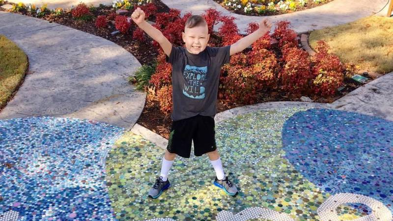 SC family knows firsthand 'hope' of St. Jude after 8-year-old is diagnosed with Leukemia