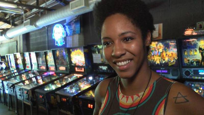 Jazmyn Hanks is the leader of the 10 member league, Belles and Chimes CLT, and says they're...