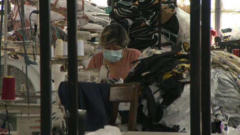Sweatshops are known for producing clothing items in unsafe working conditions where workers...