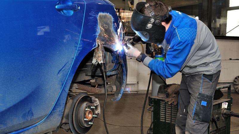 Toyota Collision Center tips