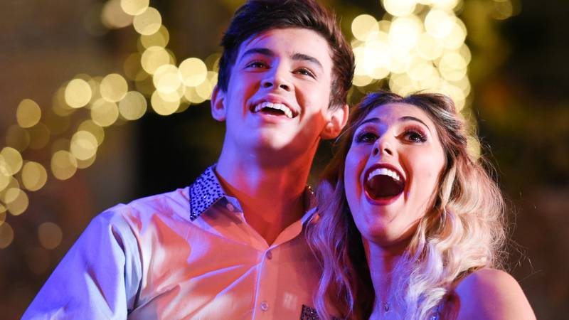 Internet hit, ex-'Dancing with the Stars' contestant Hayes Grier arrested in Charlotte
