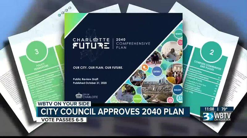 City Council approves 2040 plan