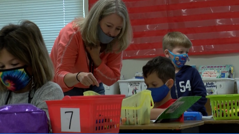 Union County Public Schools shifts back into in-person learning starting Monday