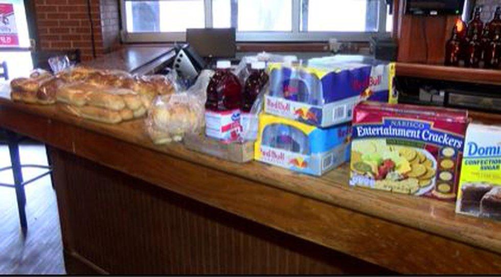 Charlotte bar sells groceries, supplies amid COVID-19 pandemic