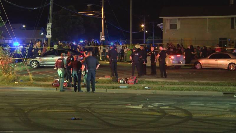 A year later, police still investigating deadly shooting that killed 4 at Beatties Ford Road...