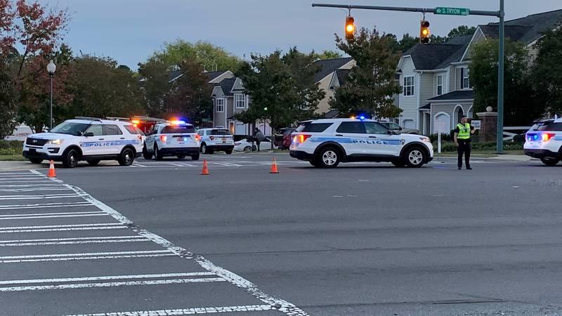 SWAT standoff southwest Charlotte