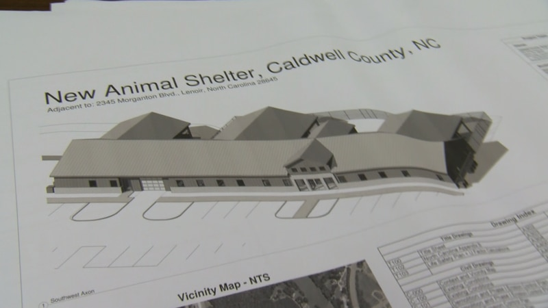 $3.7 million will be spent on the new shelter. Officials say that's lower than they expected,...