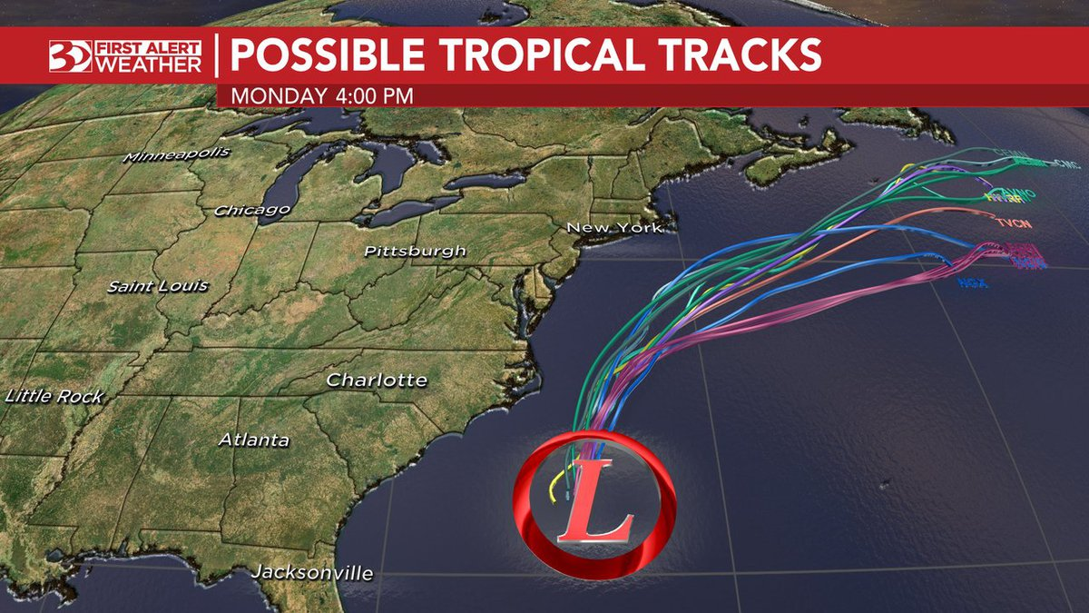 This disturbance has a 70% chance of formation over the next 48 hours.