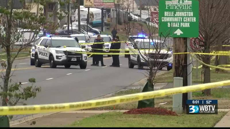 SBI investigating officer-involved shooting in Pineville