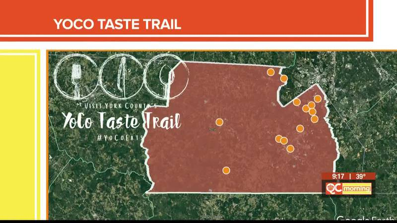 15 Restaurants Participating In The 2021 YoCo Taste Trail
