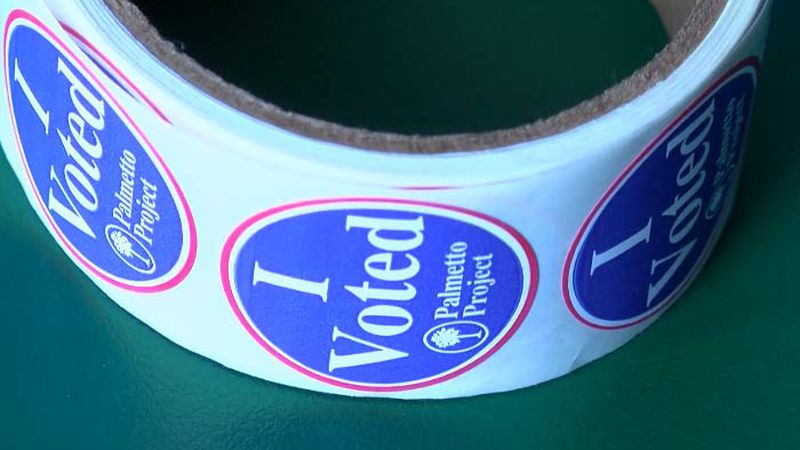 If you want to vote in-person absentee in the South Carolina Primary, you have until 5 p.m....