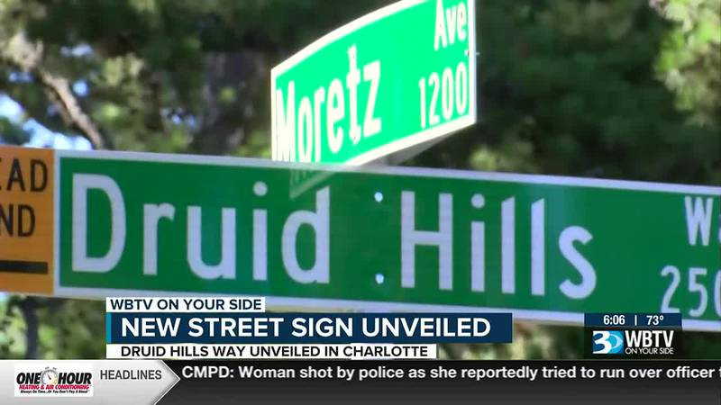 Charlotte street named for Confederate leader changed to Druid Hills Way