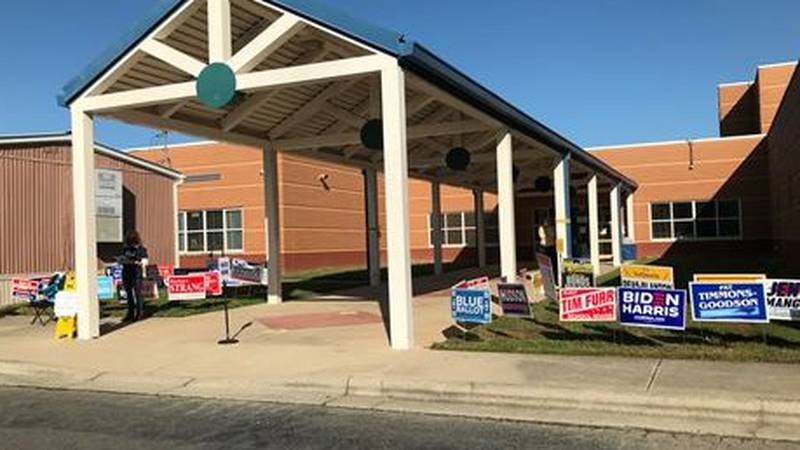 'Hopefully it will count': Cabarrus County voters have little issues at the polls on Election Day