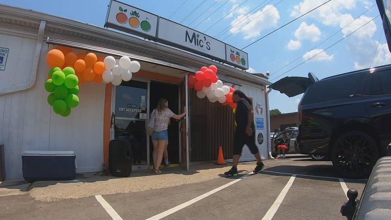 The grand opening of Mic's Mini Market on West May Ave in Gastonia was a welcome sight to the...
