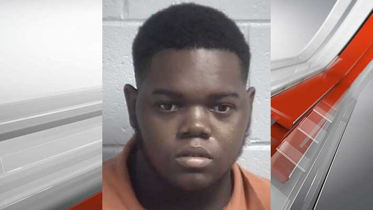 Edward Stokes, 17, is charged with murder and armed robbery.