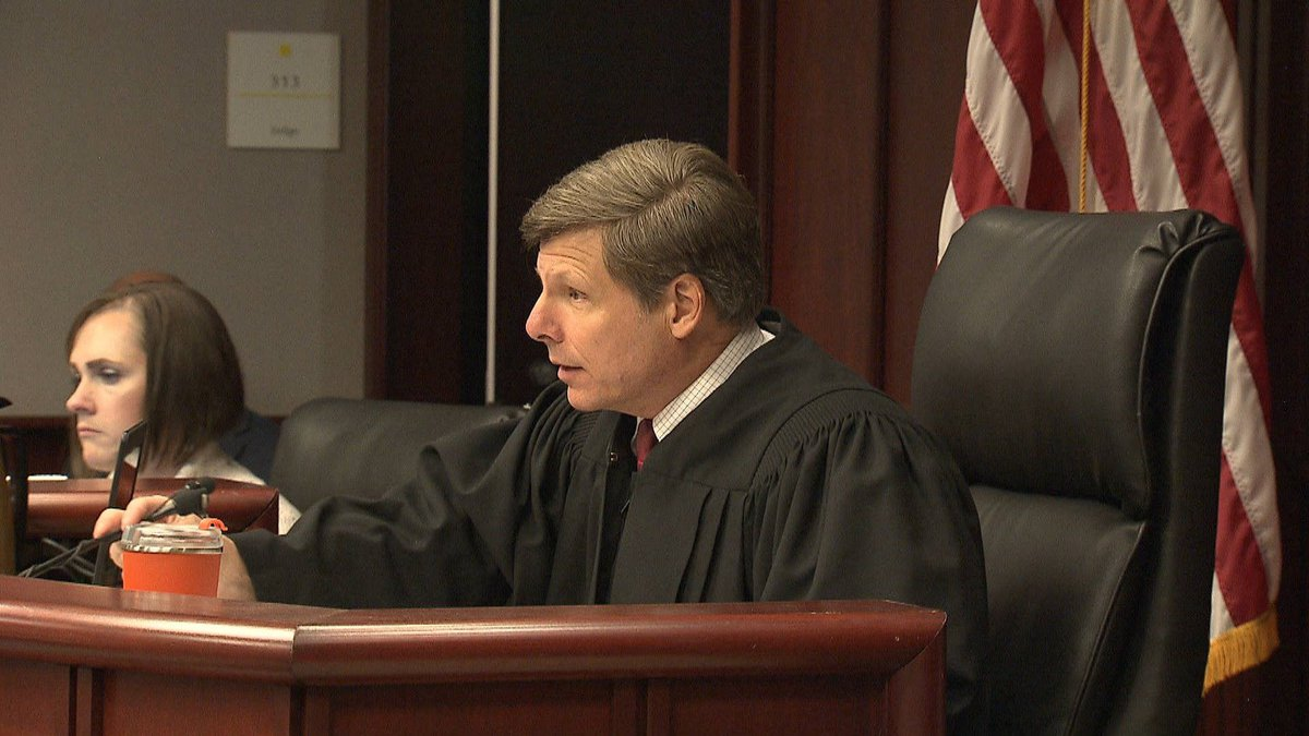 A judge in Wake County will hear arguments Tuesday morning in a case that could lead to the 9th...