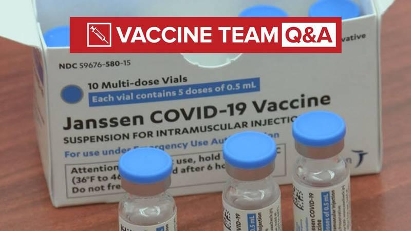 VACCINE TEAM: Where can I get the Johnson & Johnson vaccine?
