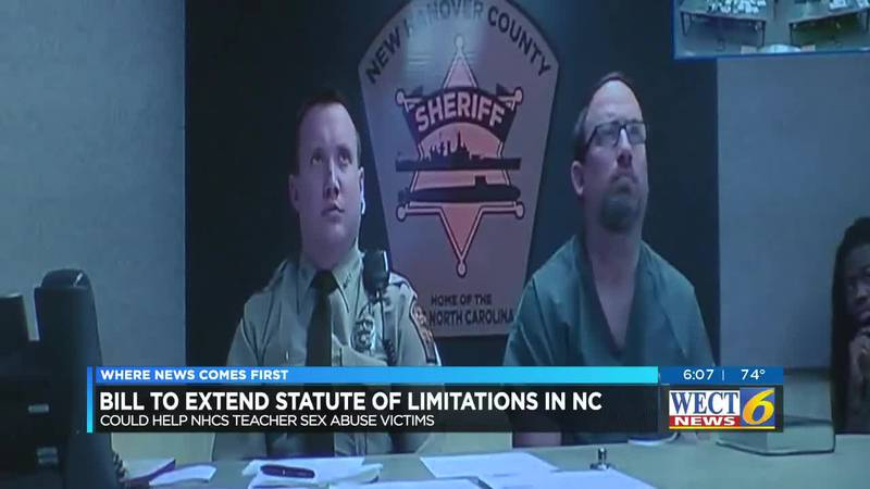 GF Default - Bill to extend statute of limitations could help NHCS teacher sex abuse victims