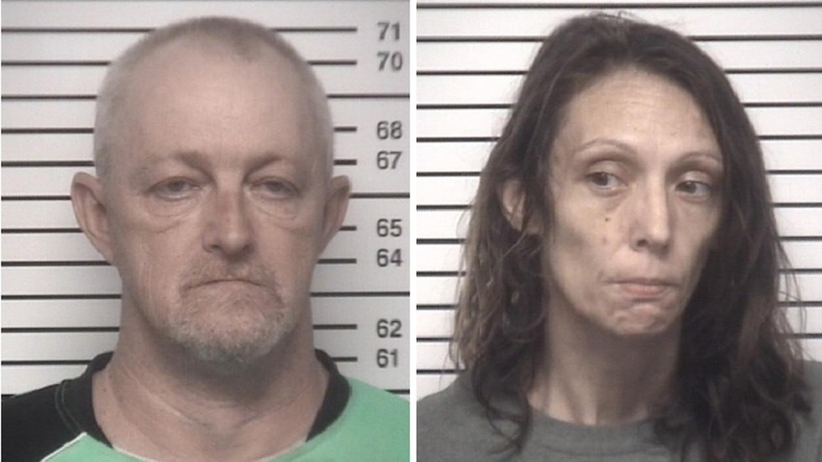 Thomas and Stephanie Mounts