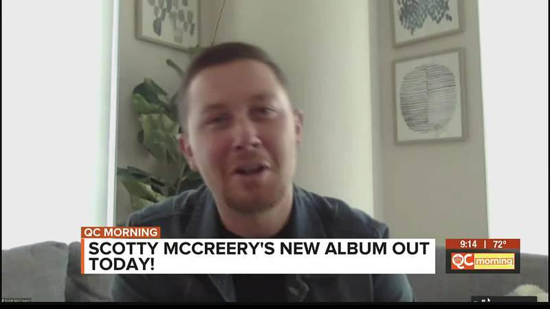 Scotty McCreery talks new album