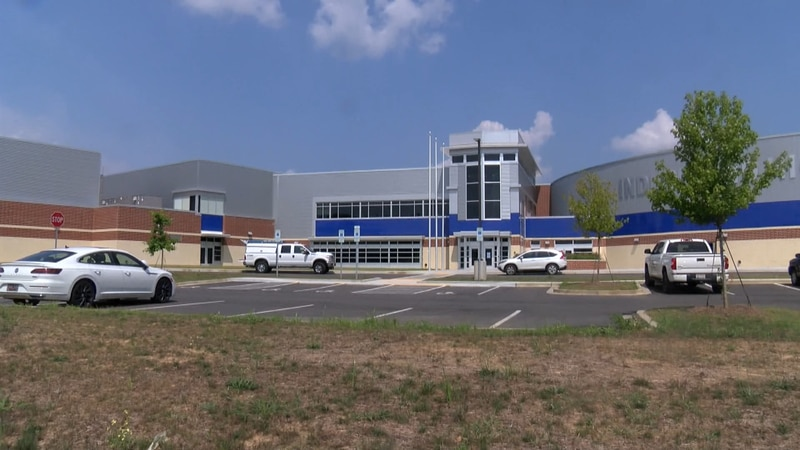 The New Indian Land High School is set to open for the August 16 start date but there are still...