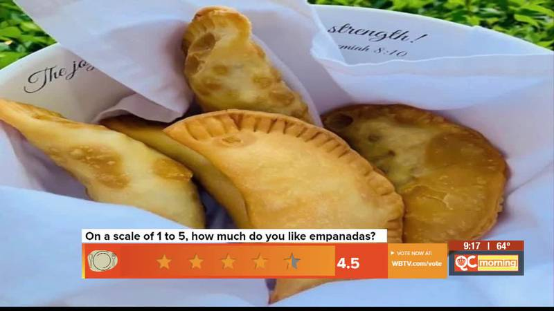 National Empanada Day: Celebrate at this new café in Gastonia