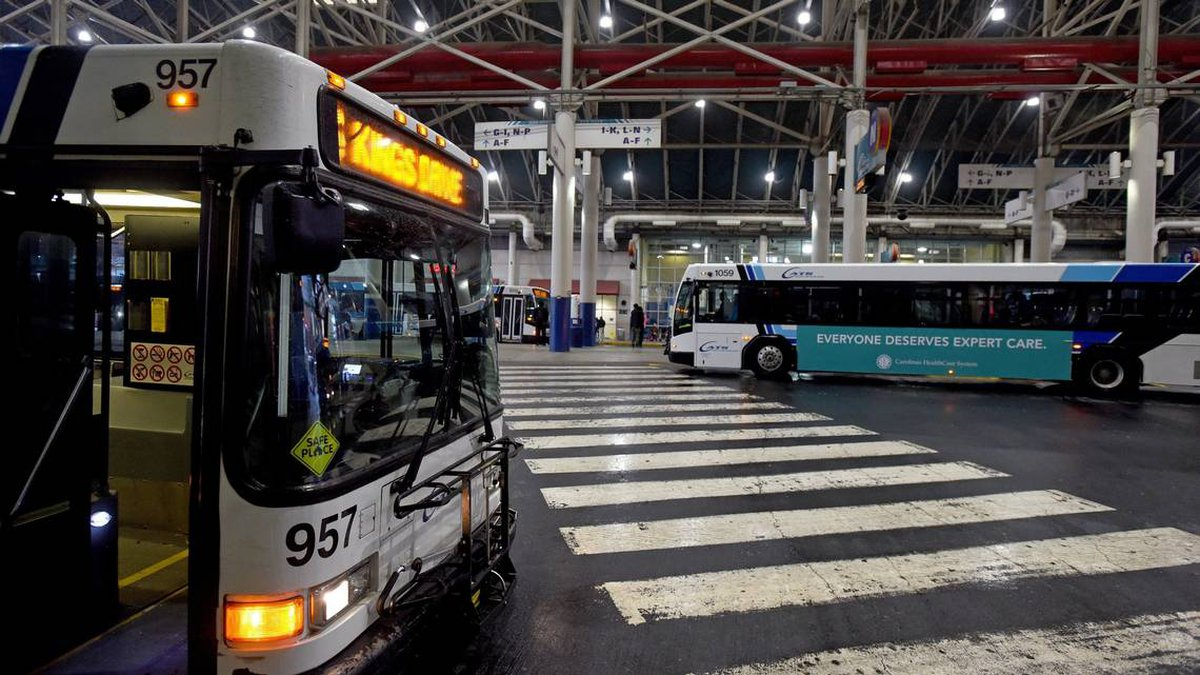 CATS has received a proposal to redevelop the uptown Charlotte Transportation Center on Trade...
