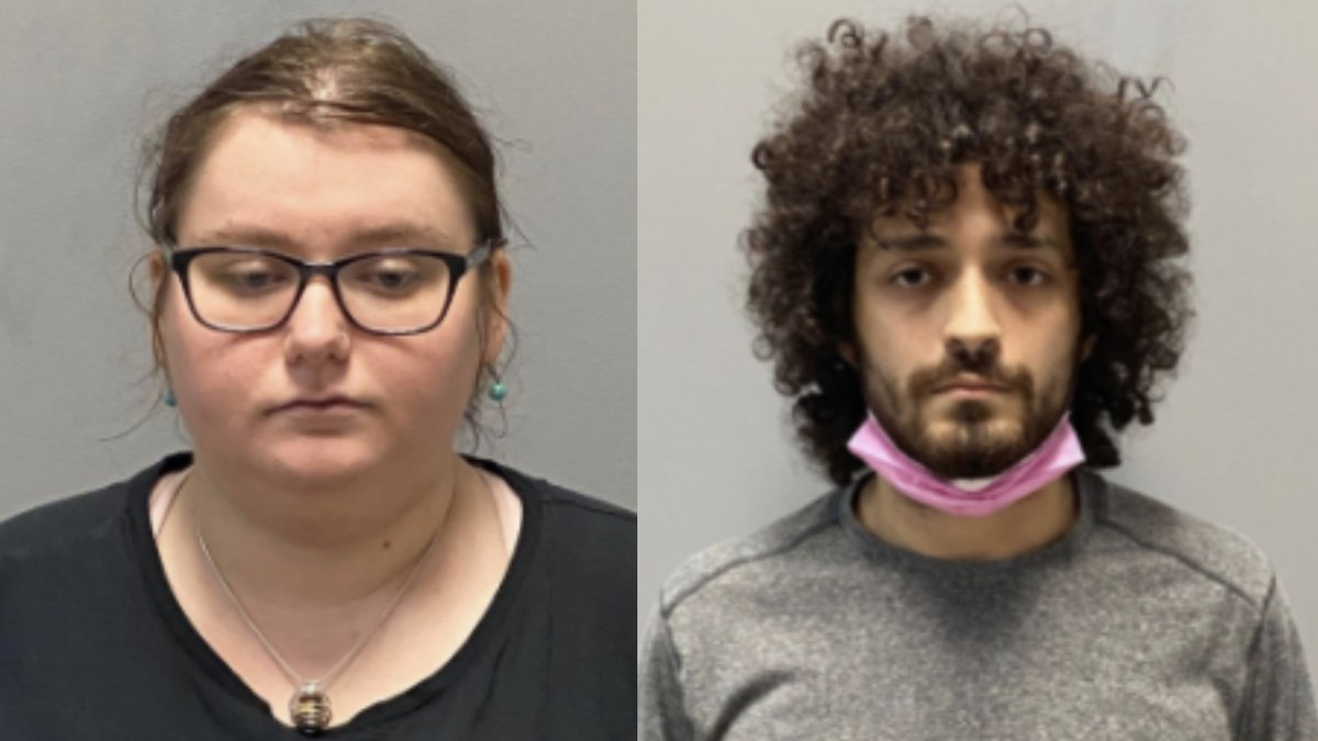 Lindsey Mae Johnson, 24, and Nicasio Antonio Guzman, 22, are charged in the death of Elizabeth...