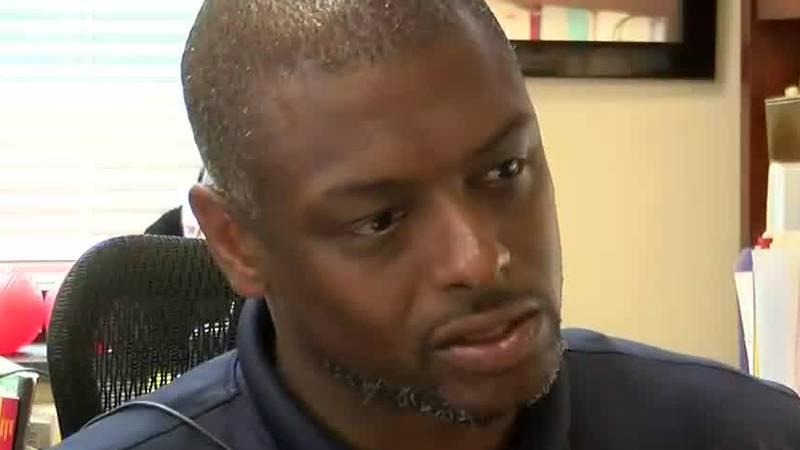 Harding University High School Principal Eric Ward died on Wednesday.