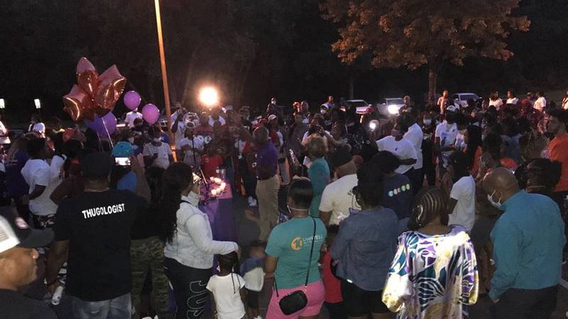 Mothers of Murdered Offspring host vigil for 3-year-old Asiah Figueroa, killed at home by...
