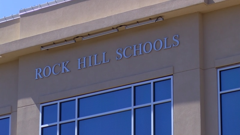 Rock Hill Schools' COVID call center has a group of administrators and nurse supervisors...