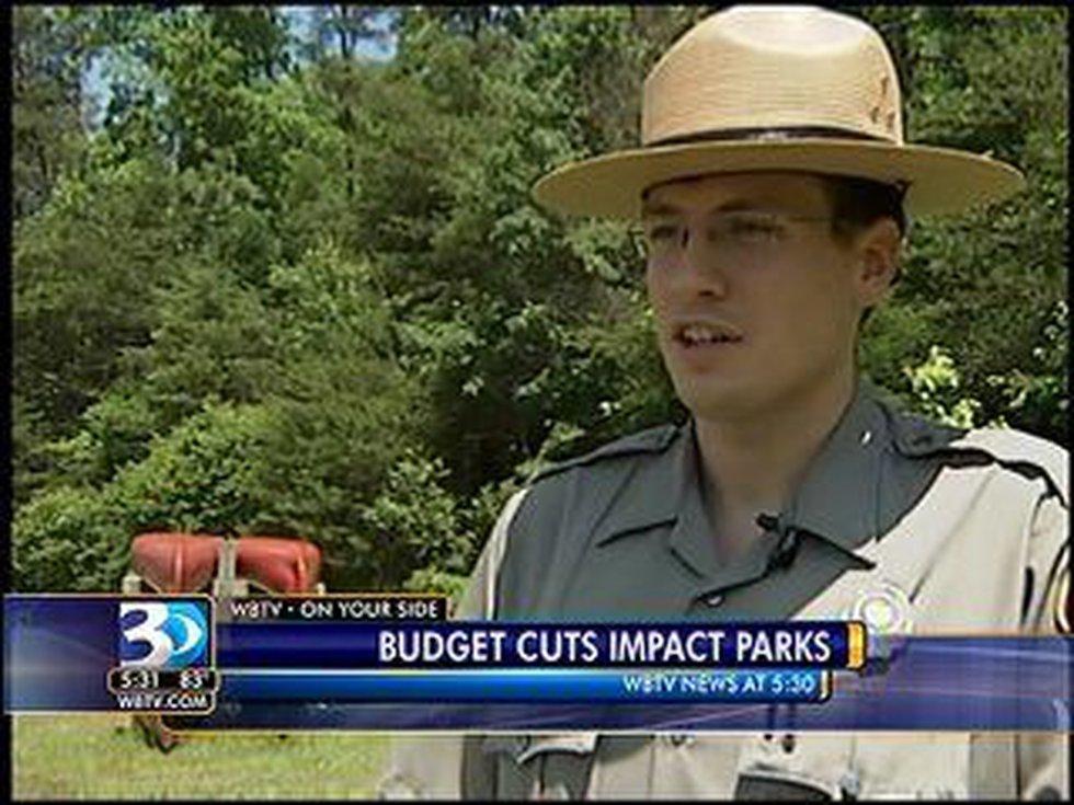 Park Ranger Jason Gwinn
