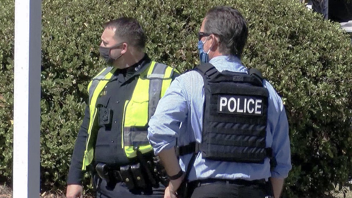 The investigation started at 11:01 a.m. when officers responded to the Colonial Grand at...