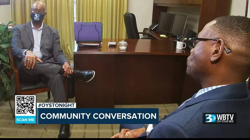 Community Conversation: Doctor speaks on COVID-19 and the vaccine's impact on the Black community