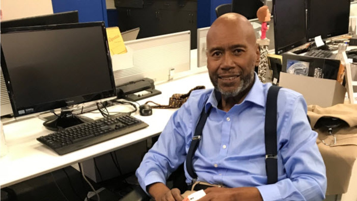 Veteran WBTV reporter Steve Crump returned to work on March 18, 2019, after a 9-month medical...