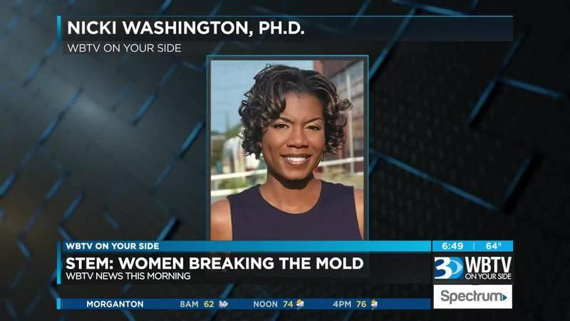 Women in STEM: Dr. Nicki Washington