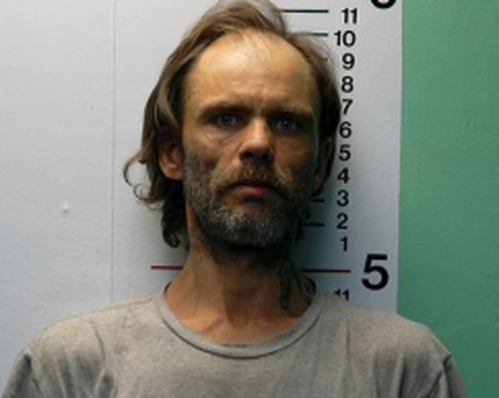 James Hamilton, age 42, was charged with Abuse of a Corpse and Tampering with Evidence.