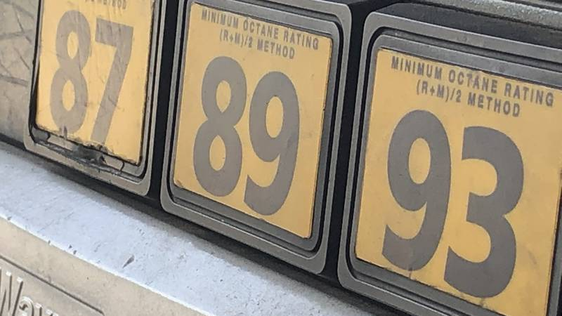 Carolina gas prices spiked last week, making Sunday's state averages for both states (North...