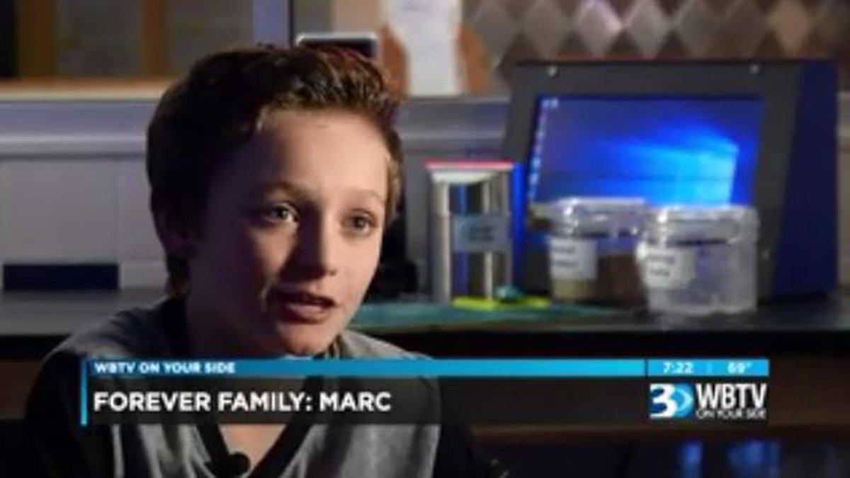 Forever Family: Marc