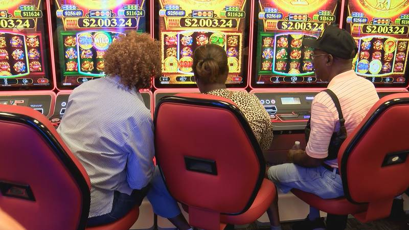 The Catawba Nation opened a temporary casino in Kings Mountain while it builds the permanent...