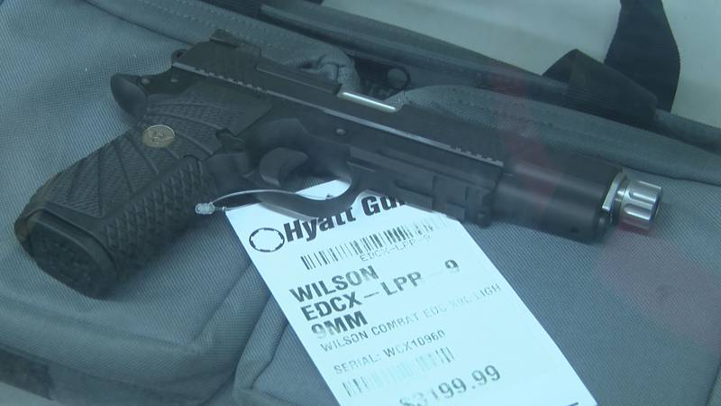 The process to get a concealed carry permit in Mecklenburg County is taking up to a year in...