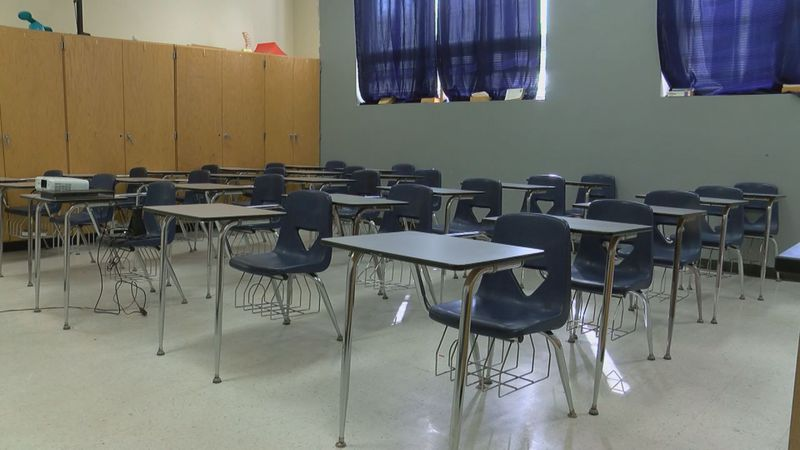 The LA Department of Education releases the guidelines for schools reopening in August