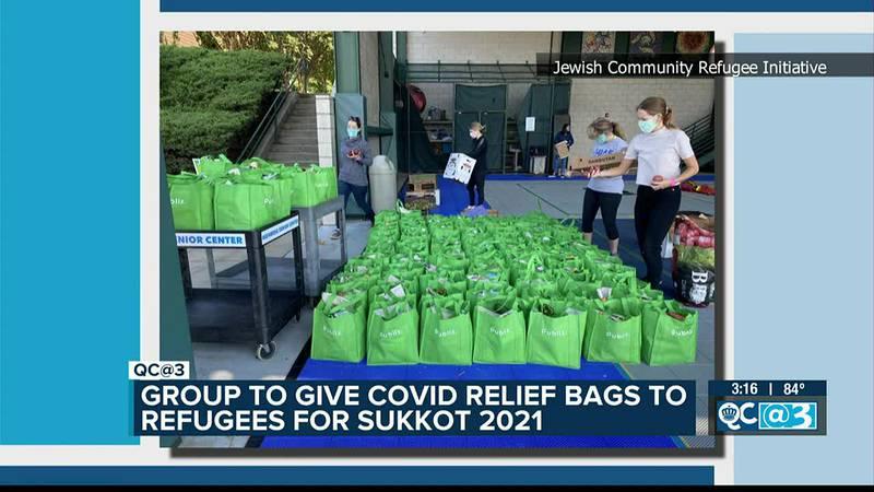 Jewish Community Center to share harvest with refugee neighbors for Sukkot 2021