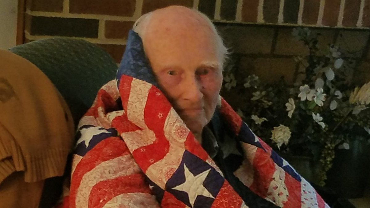Tuesday afternoon, World War II veteran Len McCutcheon died at 101-years young.