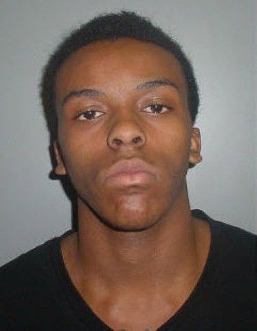 16-year-old Maurice Lamont Burris