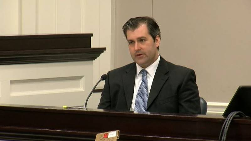Michael Slager's attorneys have filed the opening brief in his appeal case.