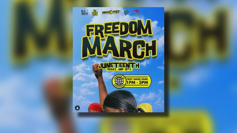 Juneteenth is a 155-year-old holiday that celebrates the freedom of slaves. It's widely not...