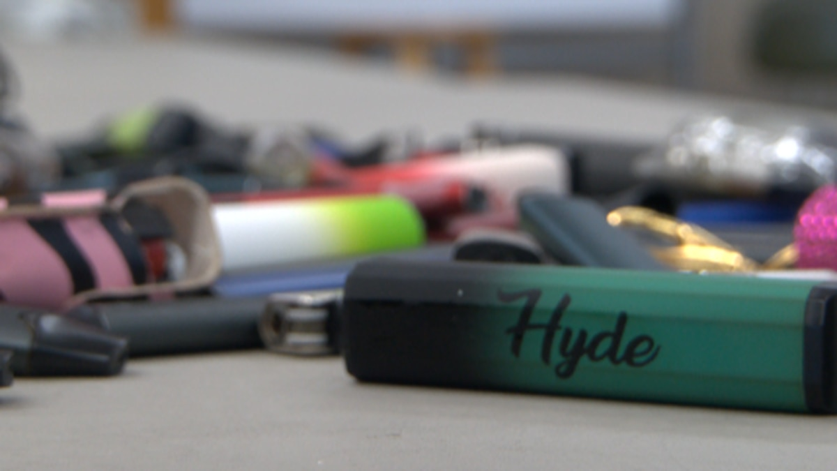 DHEC deems new, disposable e-cig trend dangerous for teens' health